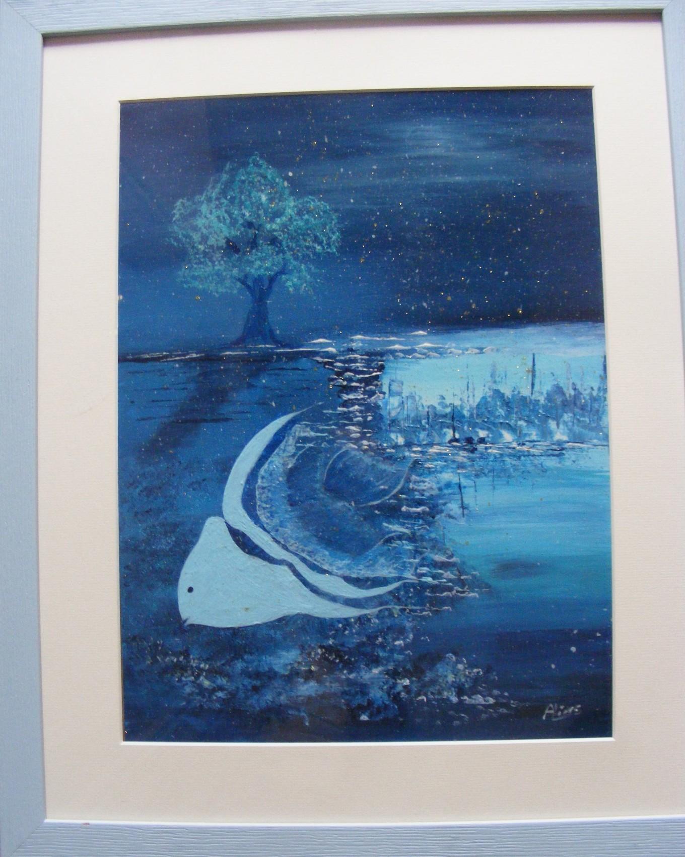 Peinture entre terre et mer - Terre et mer compiegne ...