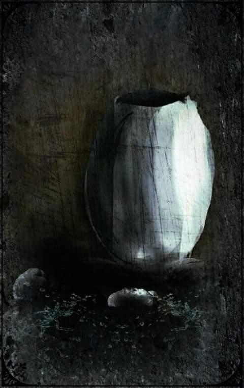 peinture la vieille jarre