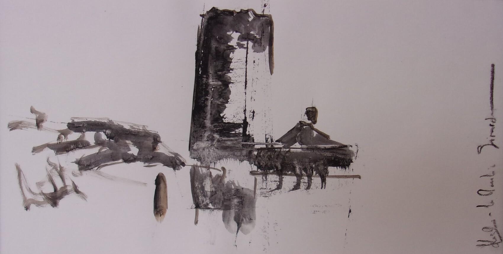 le moulin girard à Saint-Jean-de-Monts