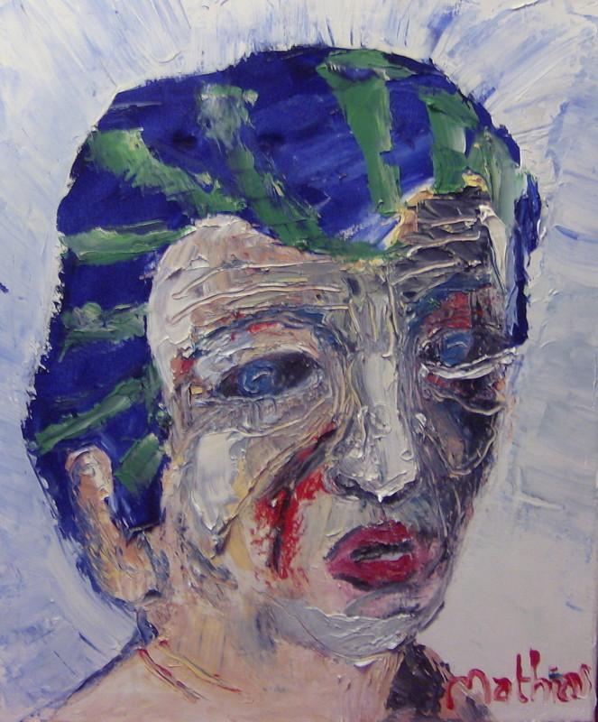 Peinture homme serpent - Peinture effet serpent ...