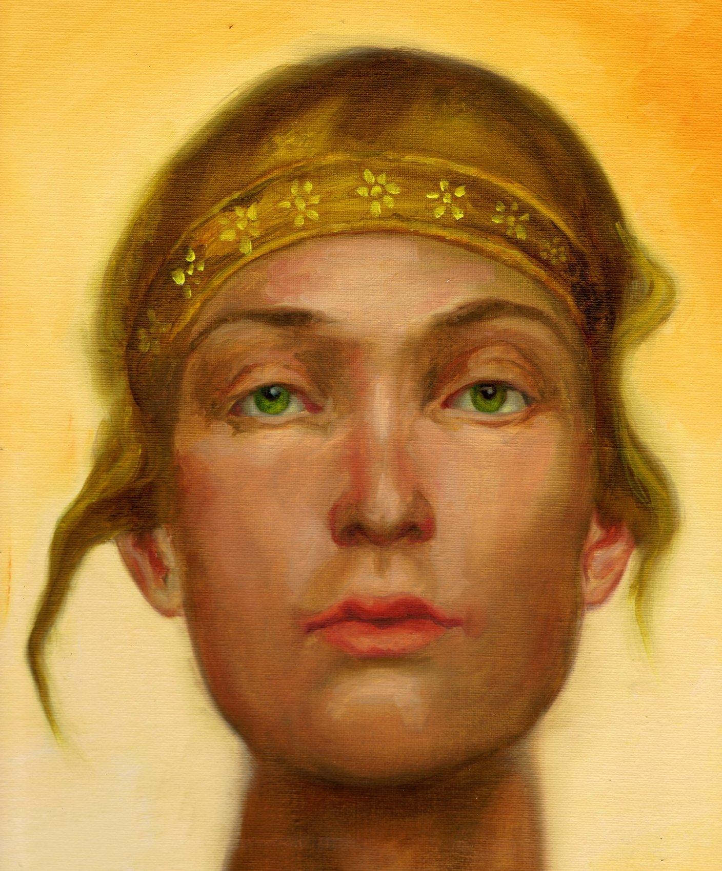Portrait de DIANE N°120