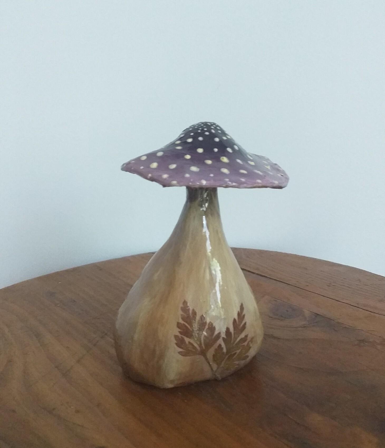 champignon bizarre