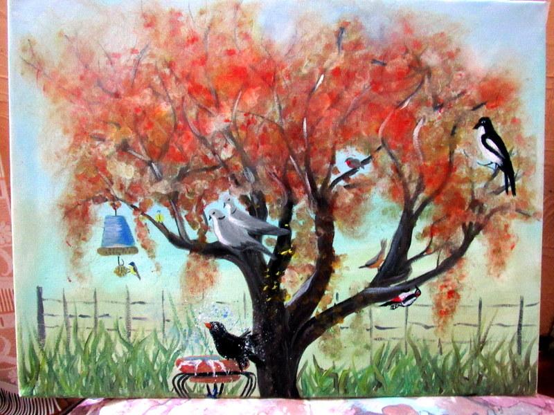 L'arbre habité