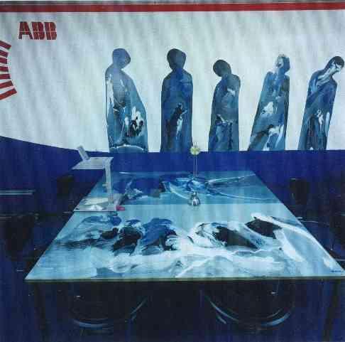 ABB - Tisch - Table
