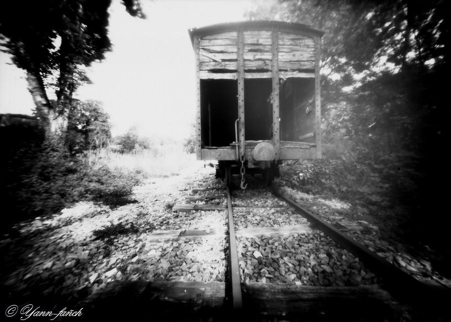 Ancienne gare de Gouarec 2