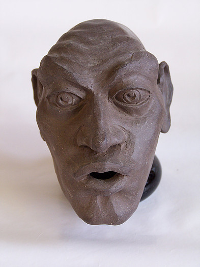 Sculpture en céramique 2