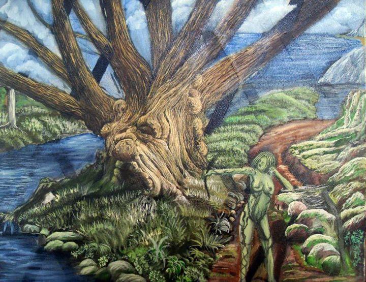 L' esprit de la forêt