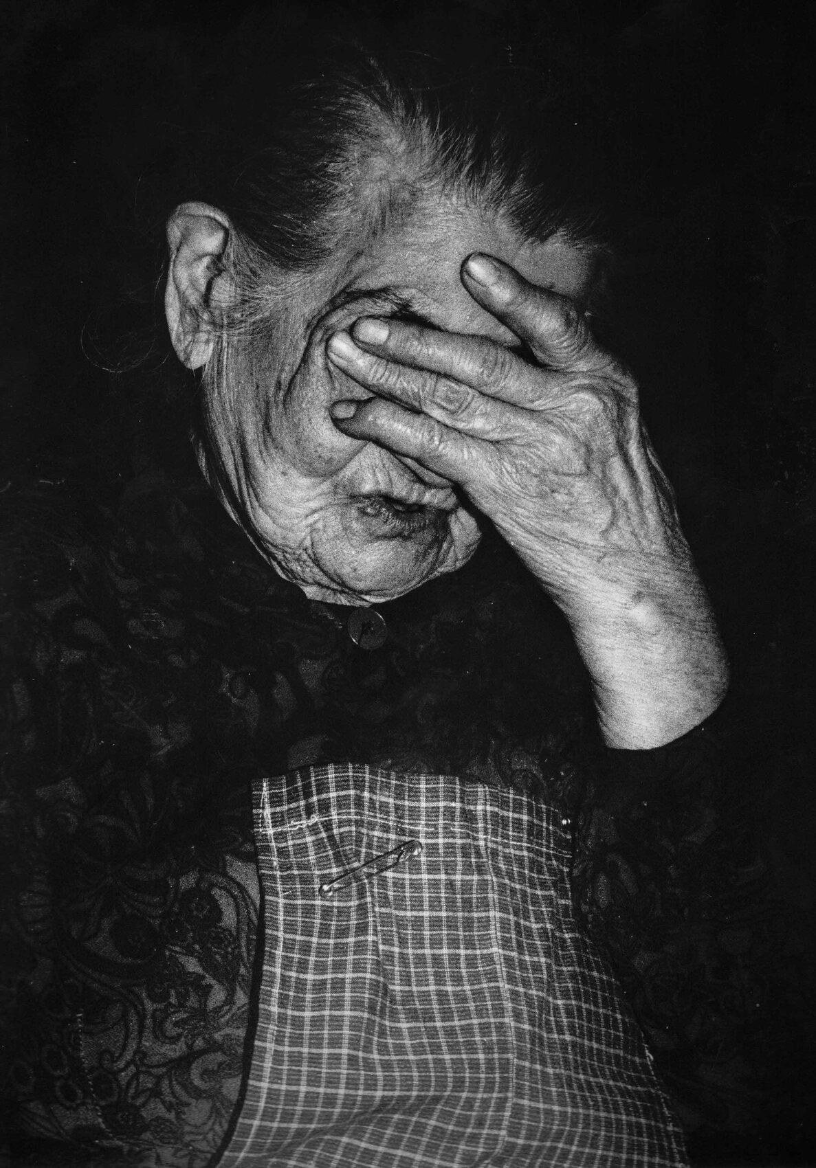Tante Marie - Le fichier 20€ - Tirages tous formats voir mon site sur mon profil