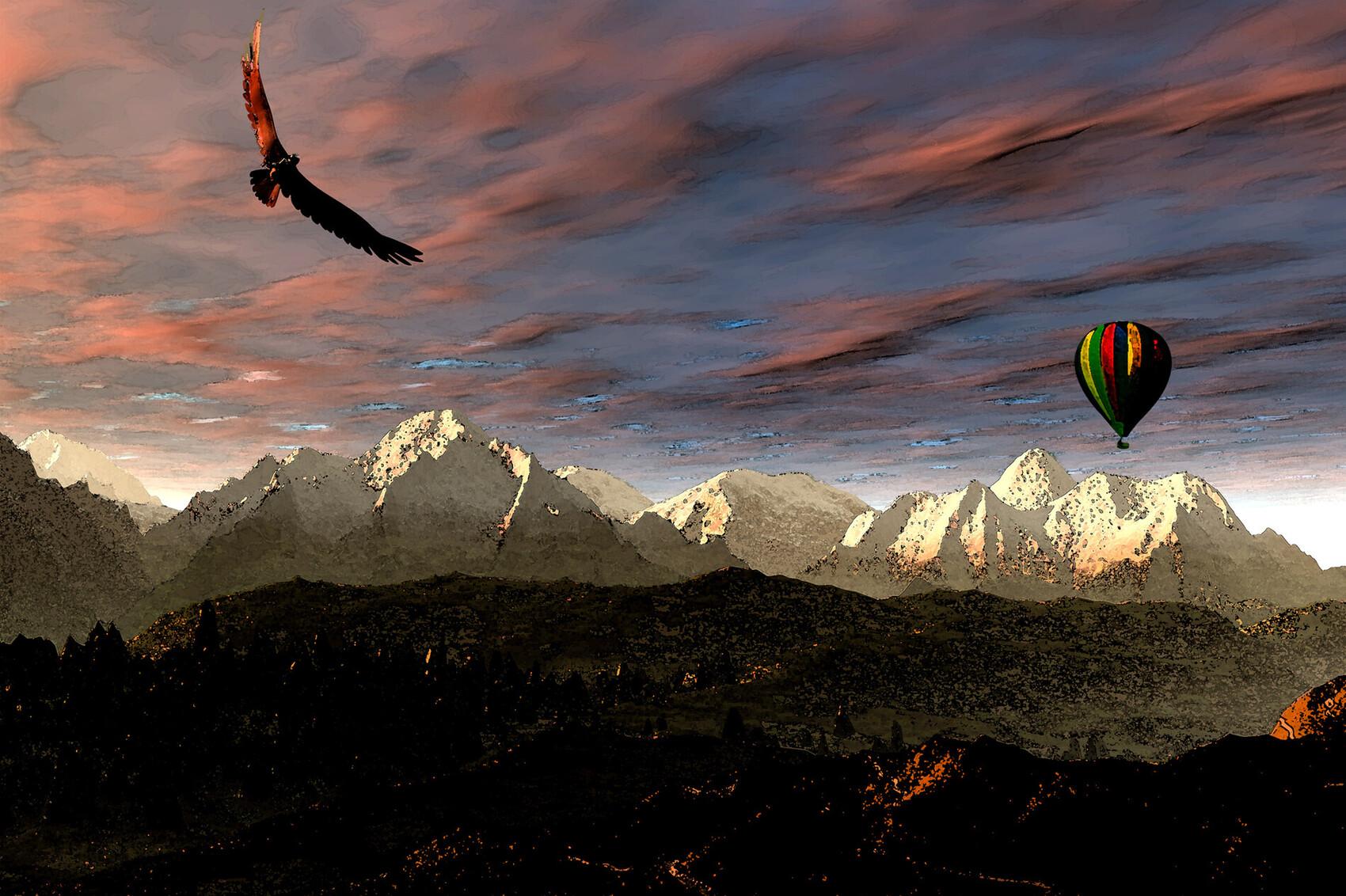 L'aube de l'aigle