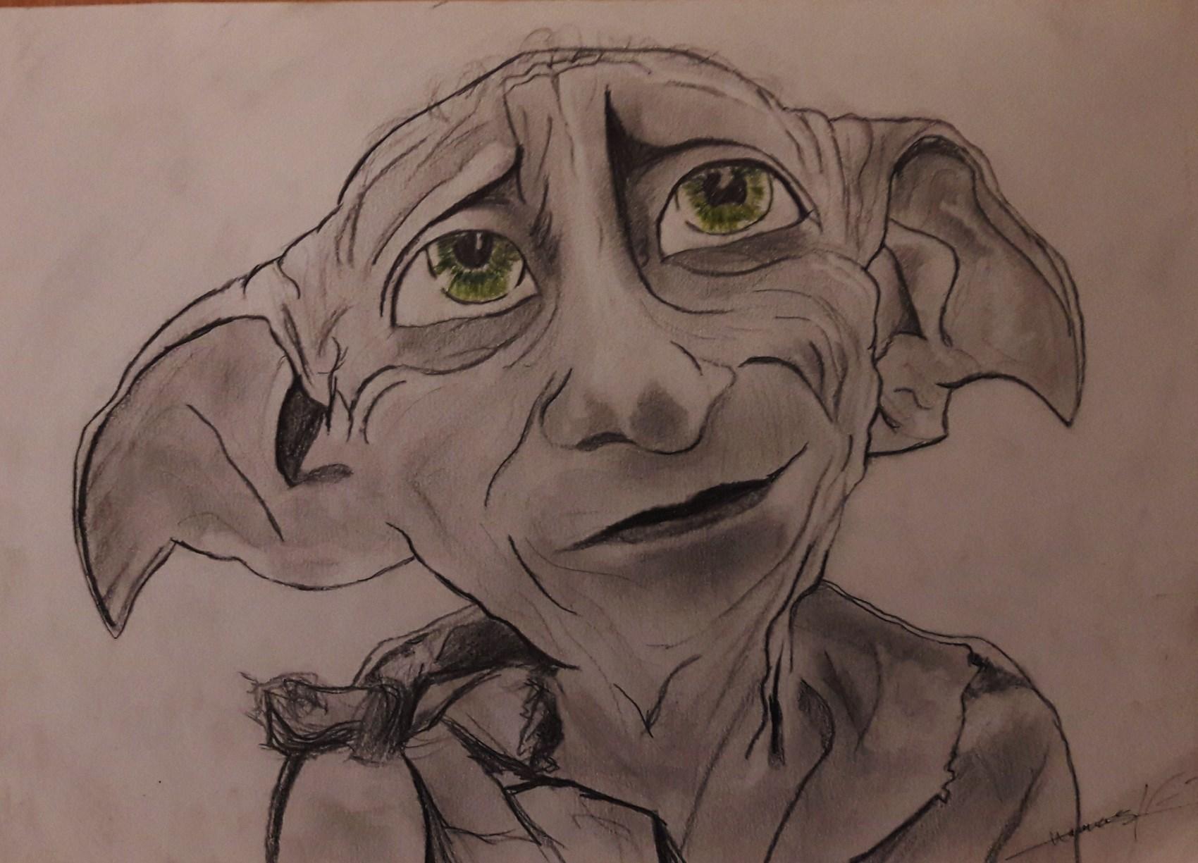 Dobby l'elfe de maison