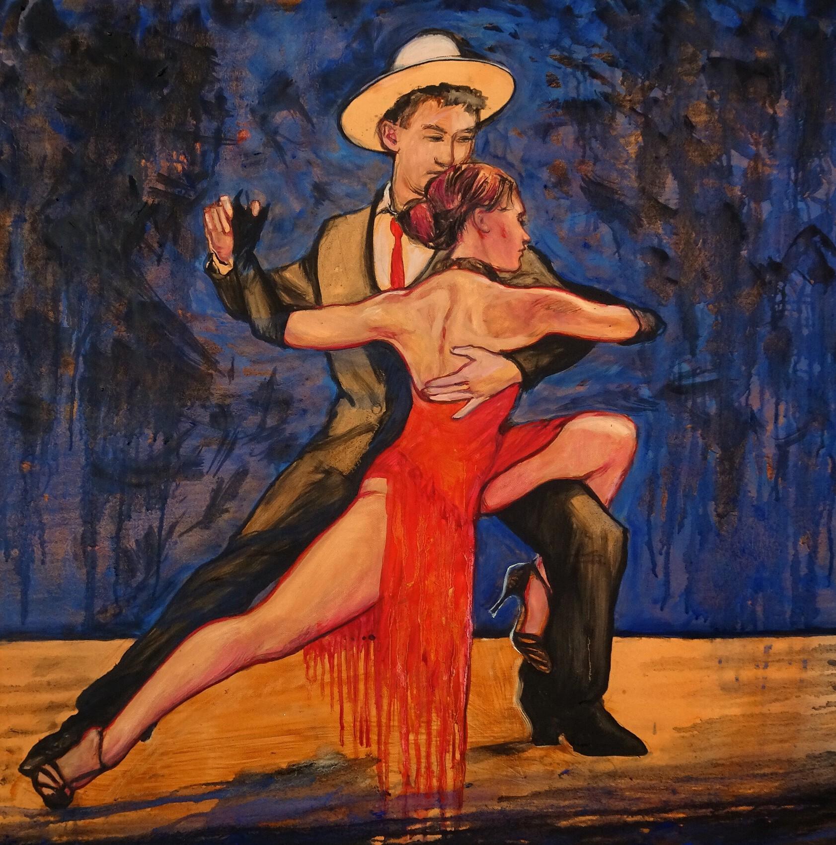 blue tango blue