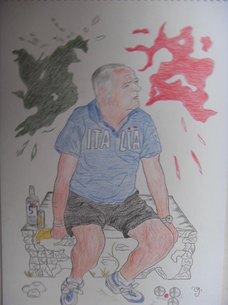 portrait Francis