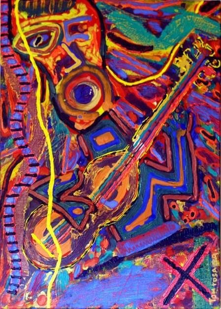 Cantante y guitarrista
