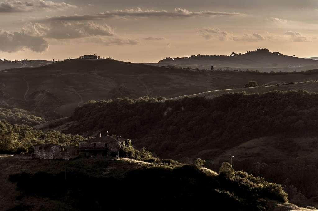 Rapolano sunset 2