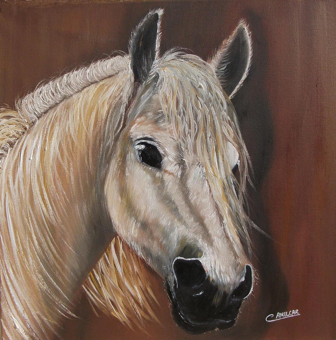 Peinture t te de cheval - Image tete de cheval ...