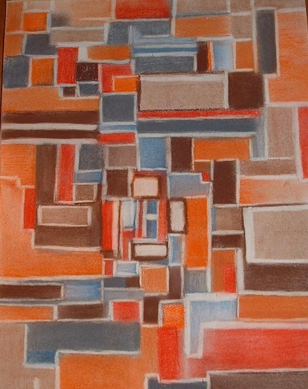 Peinture carr de couleur - Peinture carre couleur ...