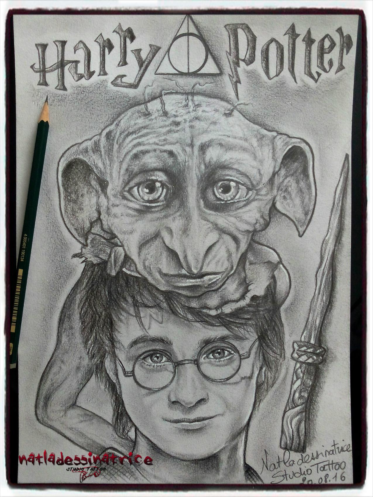 Harry Potter Dessins