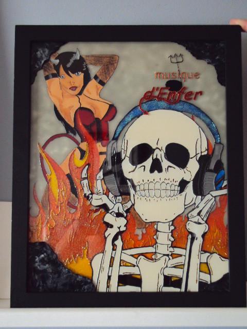 Musique d'enfer