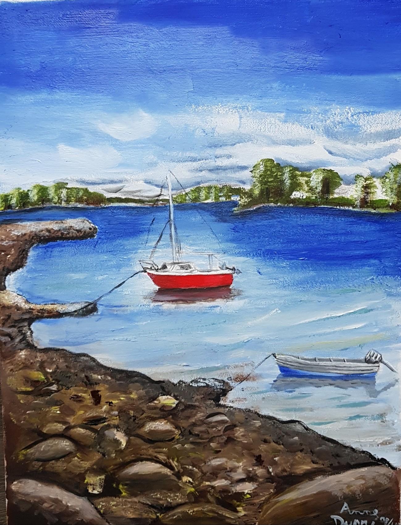 Petit port breton fin