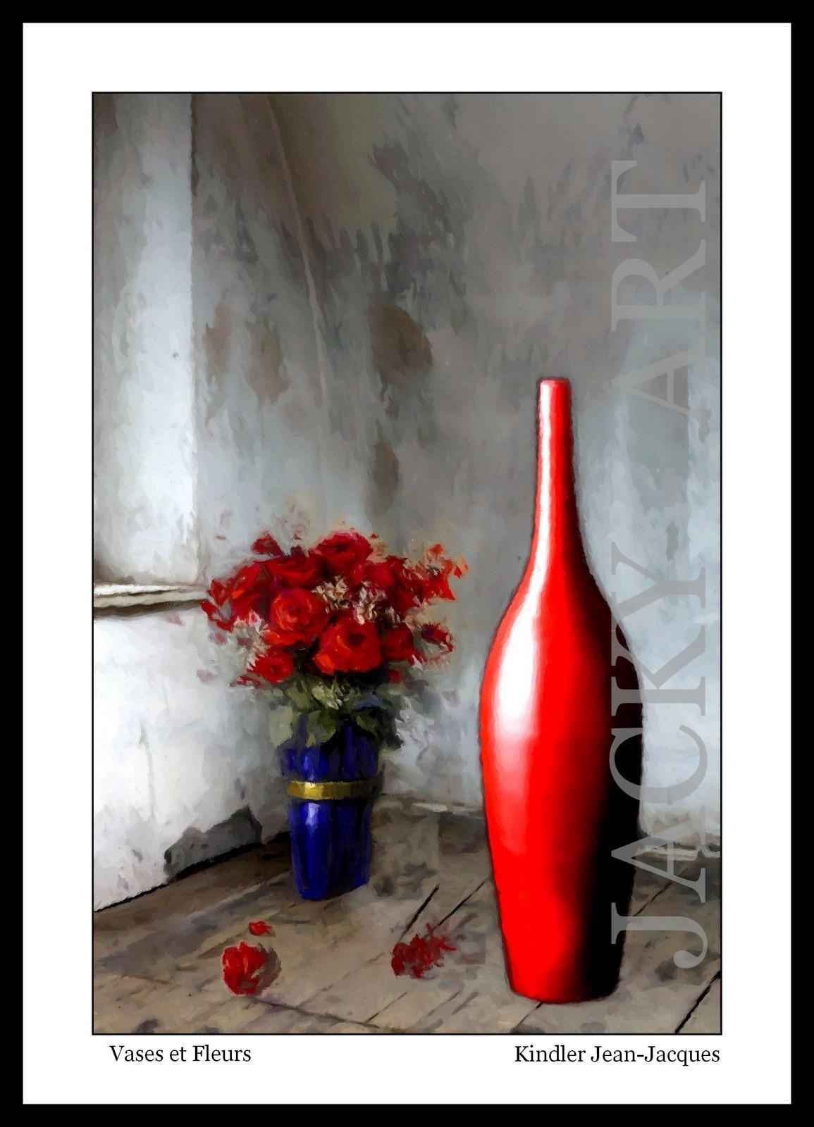 autre vase et fleurs. Black Bedroom Furniture Sets. Home Design Ideas