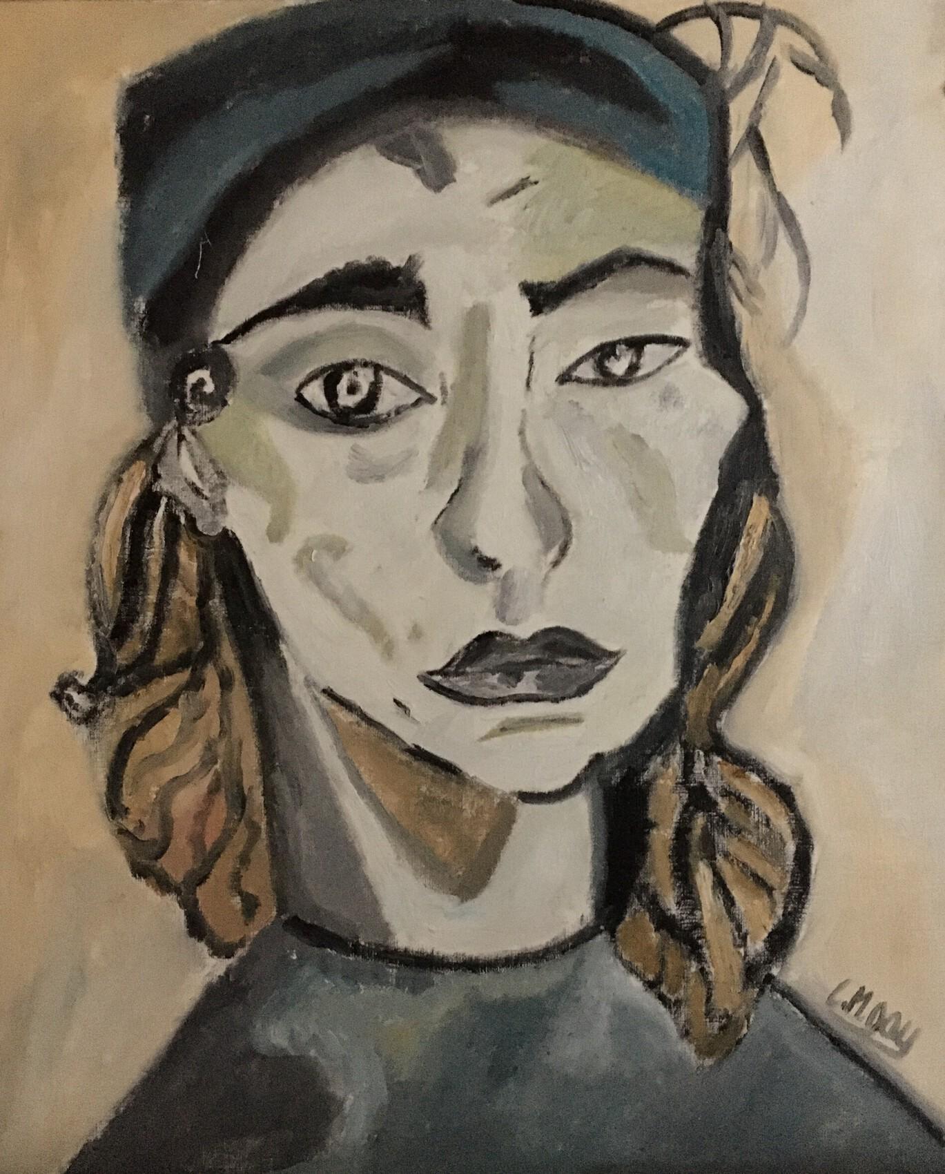 """""""Portrait d'un autoportrait"""""""