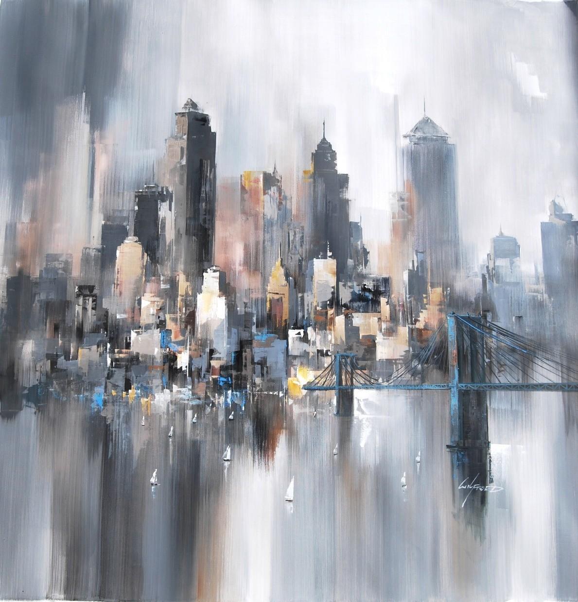 Peinture WILFRED NEW YORK PEINTURE