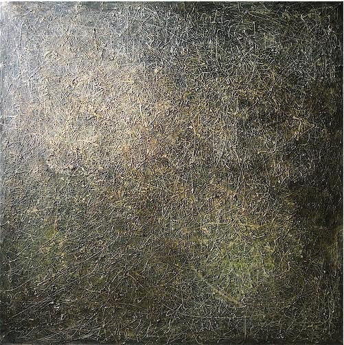 Peinture peinture abstraite minimaliste for Oeuvre minimaliste