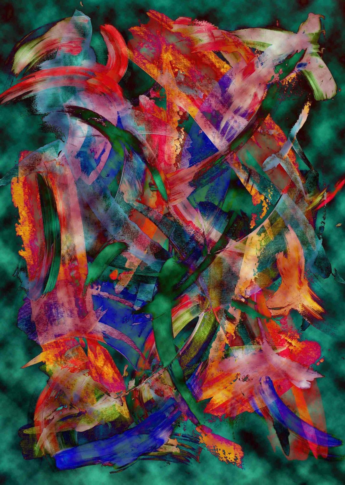 Peinture abstraction for Abstraction geometrique peinture