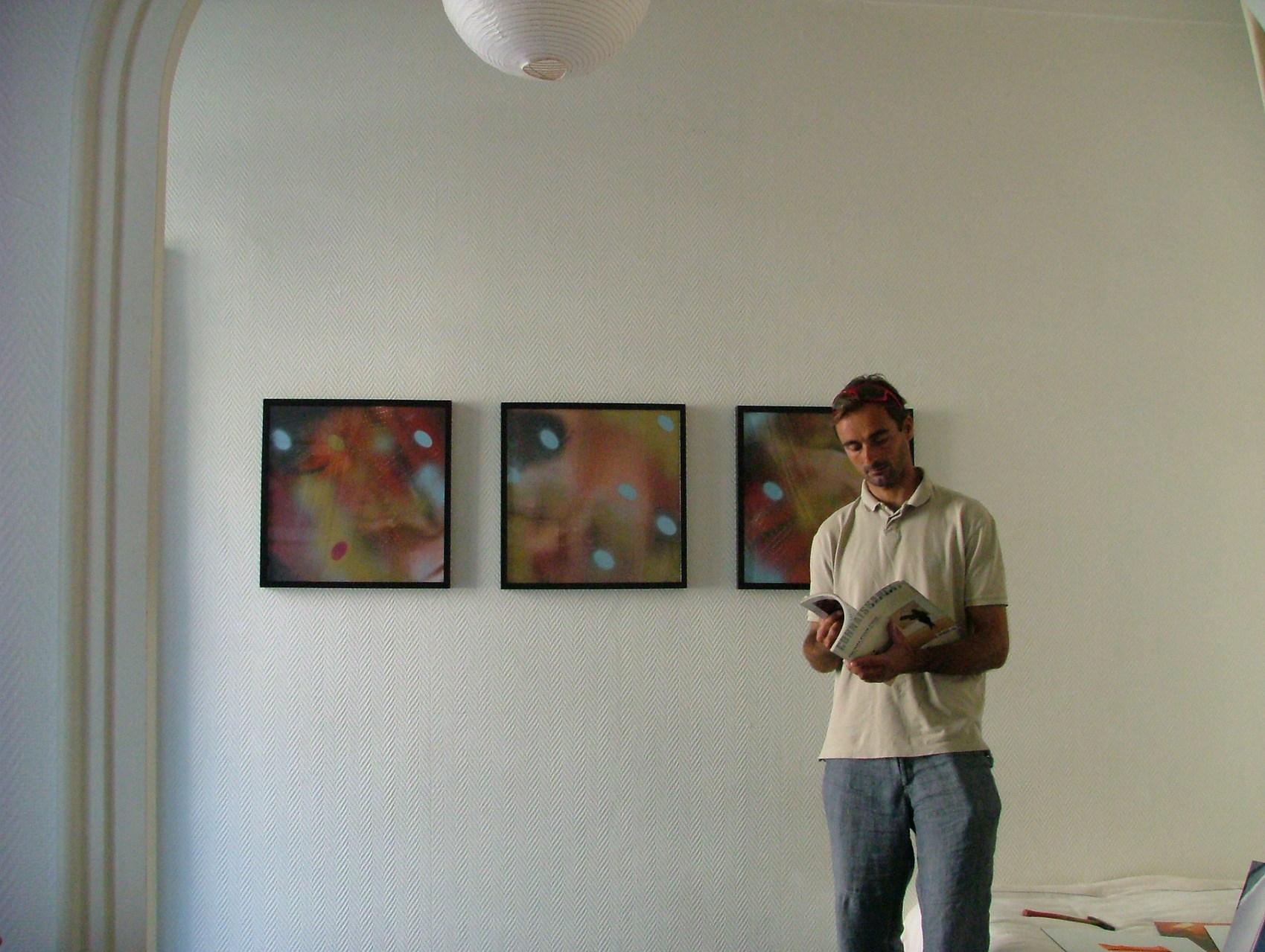 Bastien Cessa M-W Paintings