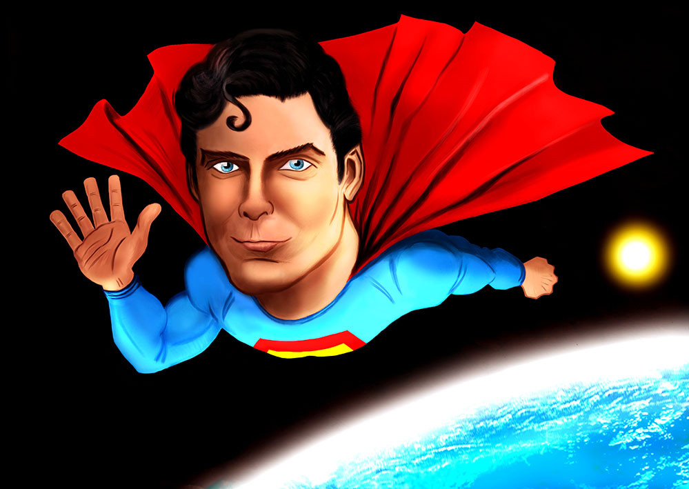 Christopher Reeve/Superman