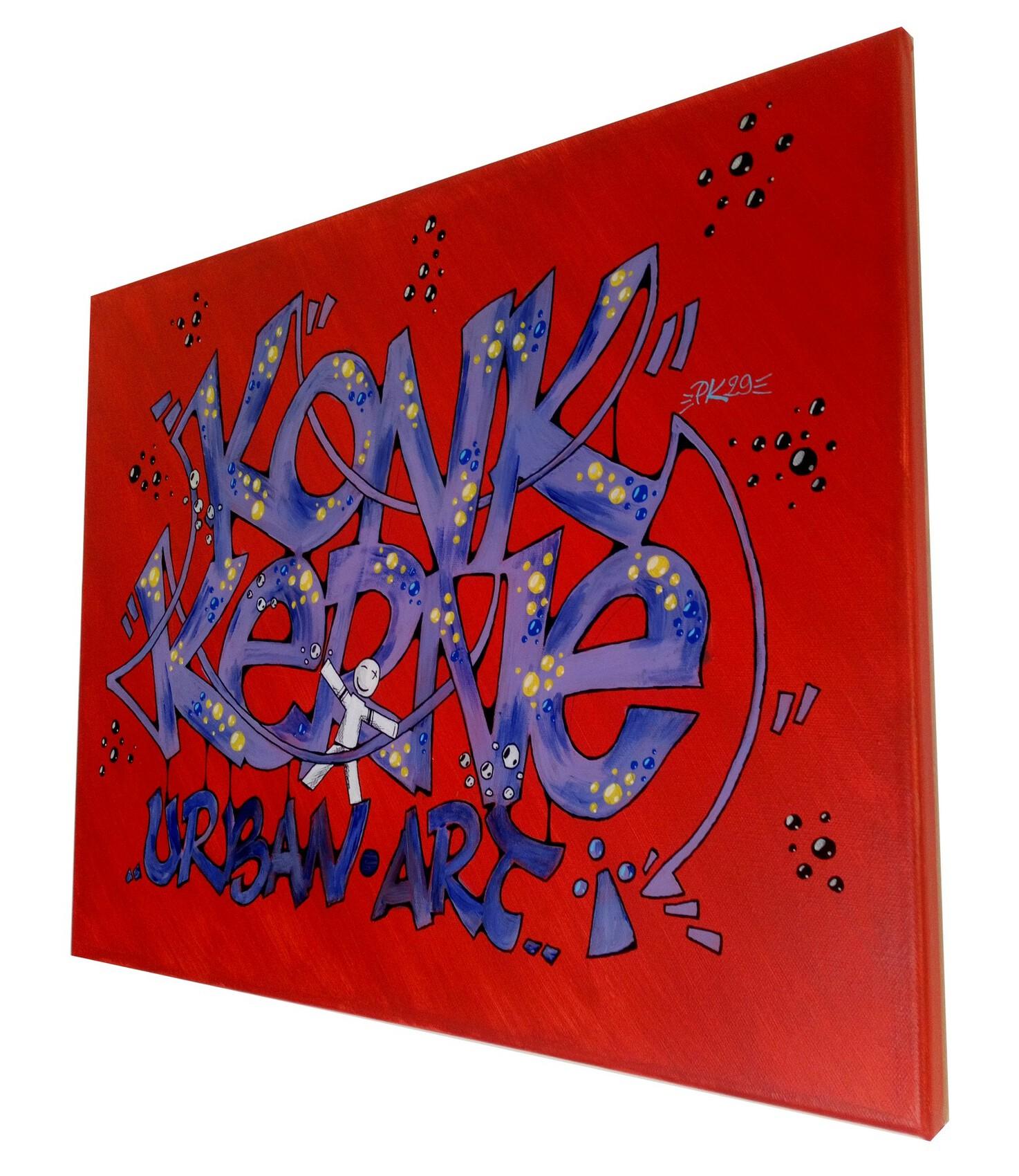 "CONCARNEAU ""KONK-KERNE URBAN-ART"""