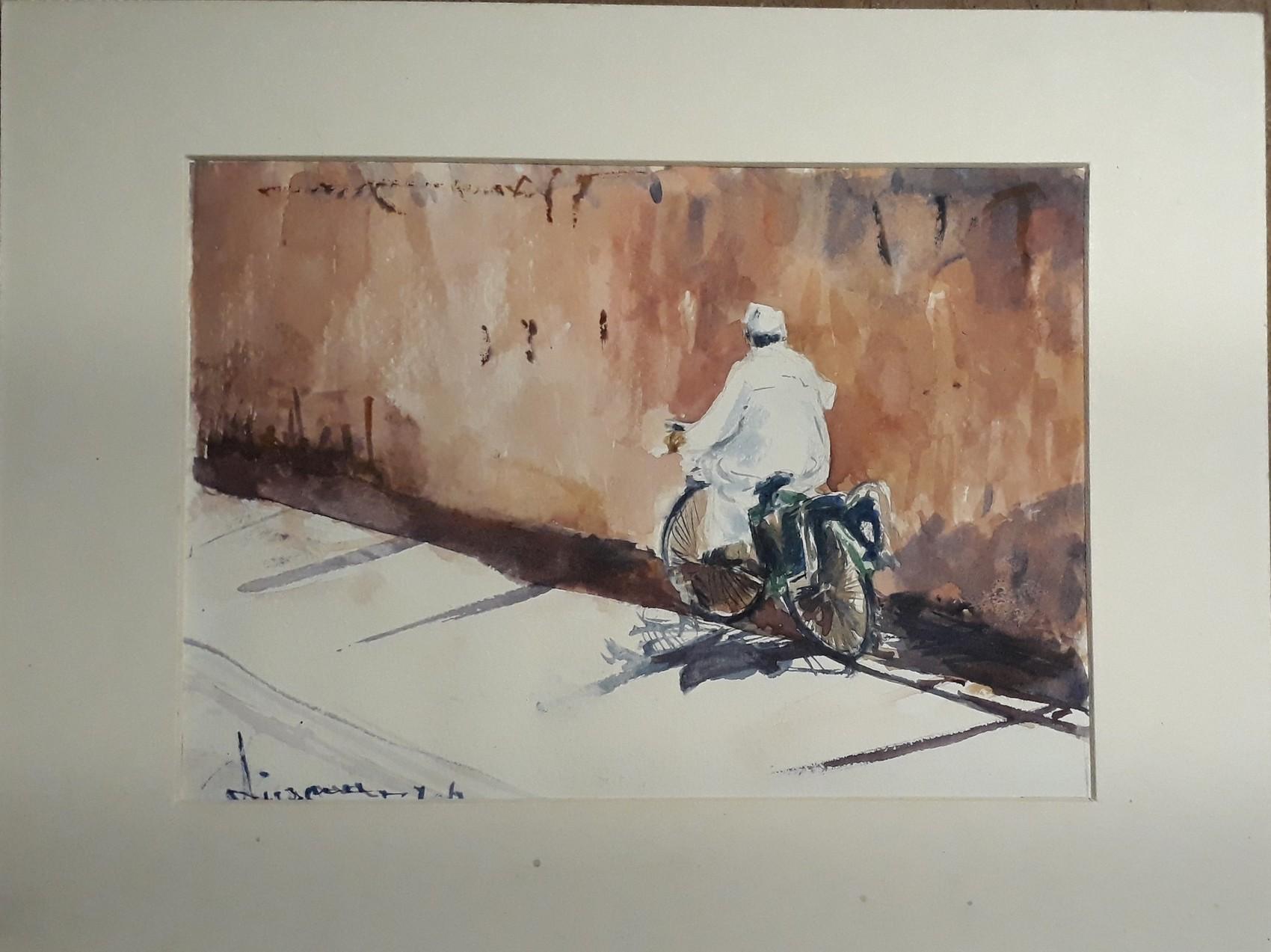 La bicyclette.