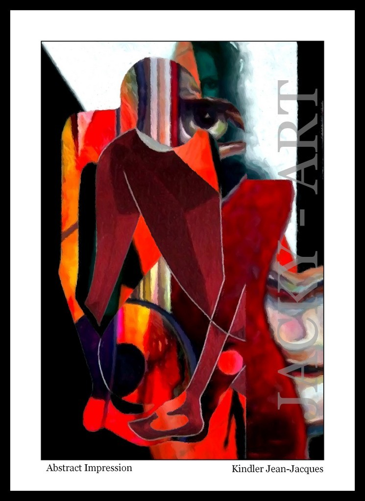 Abstract impression