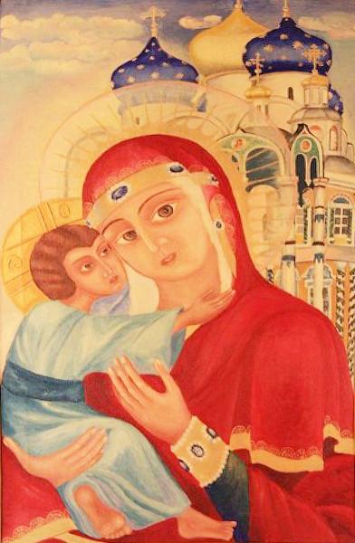 St.Maria de Vladimir