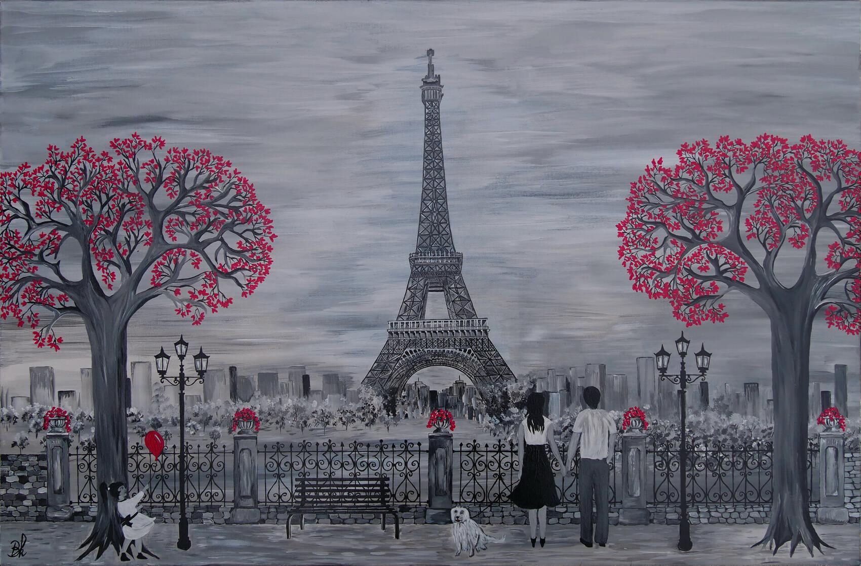CANDICE A PARIS