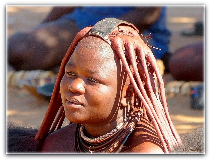 Jeune Femme Himba.