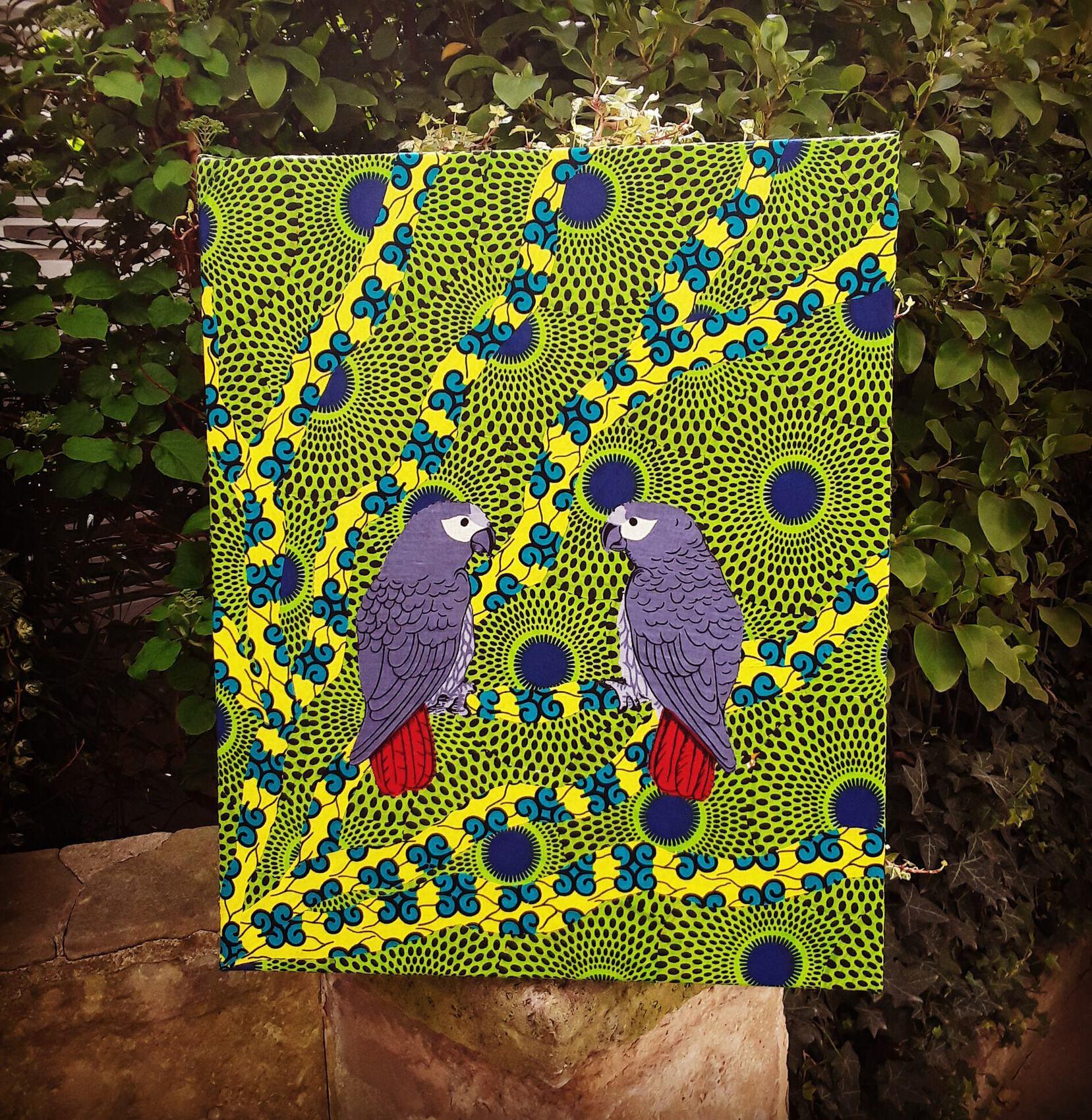 Les gris du Gabon