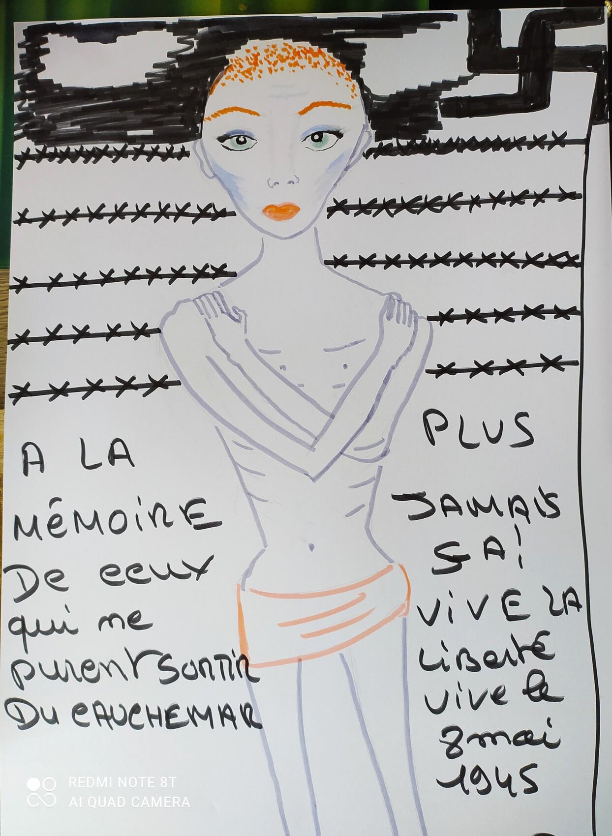 A la memoire de la Libération