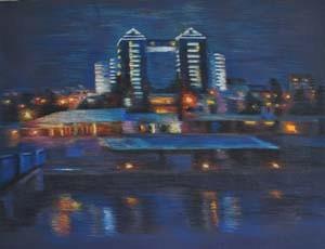 La ville nocturnee