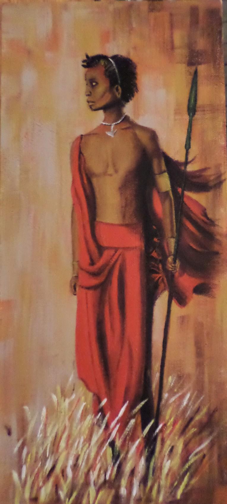 Guerrier masai