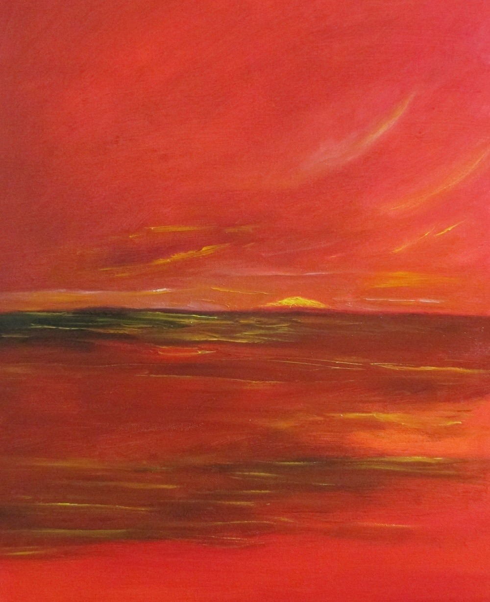Red Dawn - Aurore Rouge