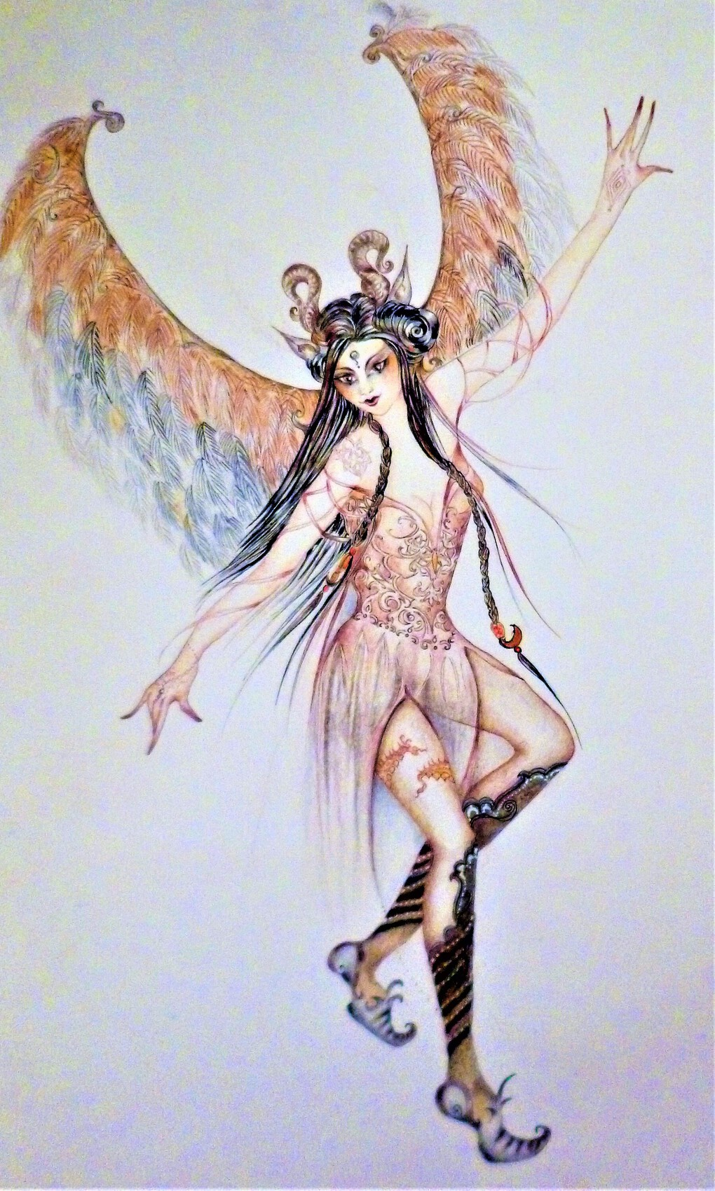 Dancing Faun