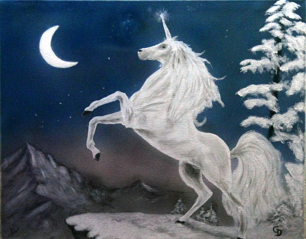 290 - La licorne