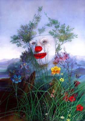 L'aube du clown