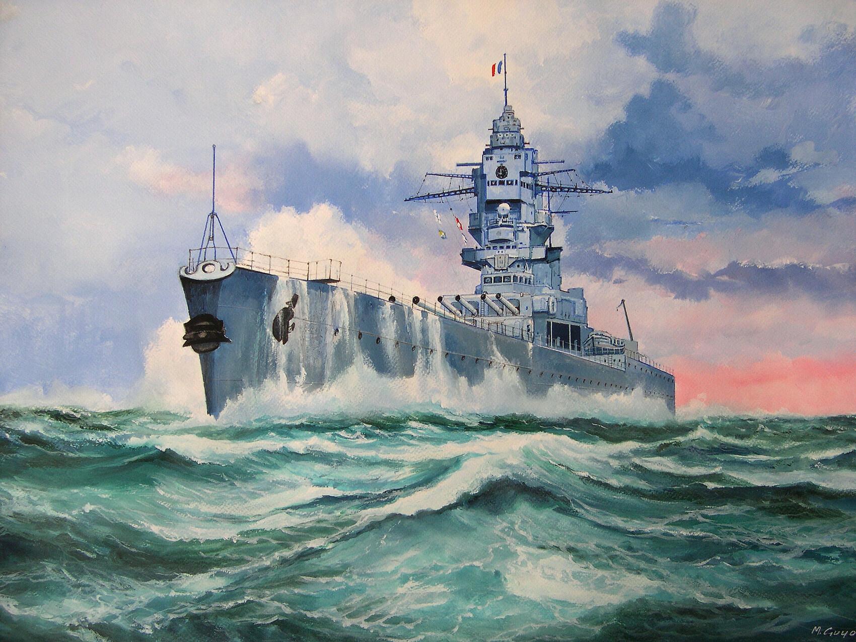 Il était une fois le Dunkerque...