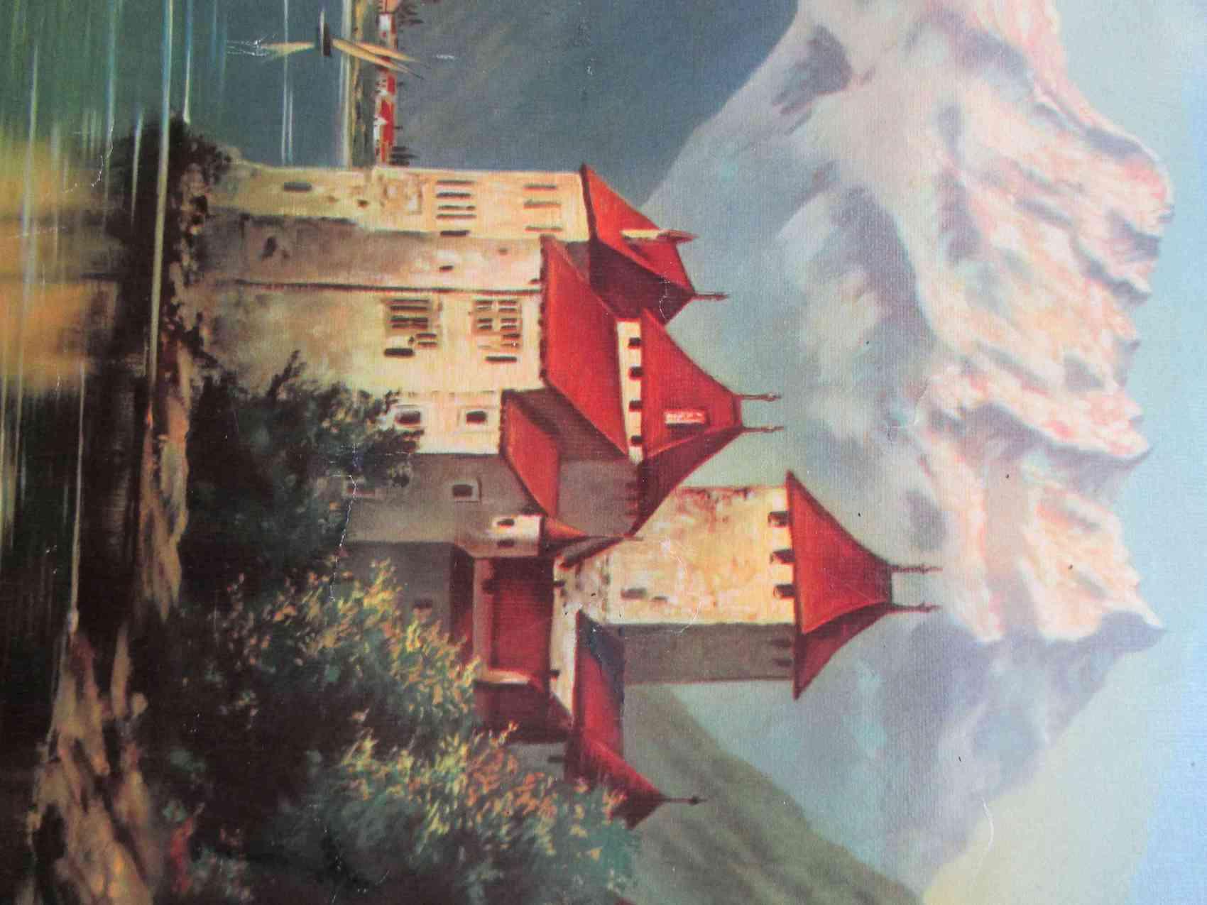 Château de Chillon (Suisse)