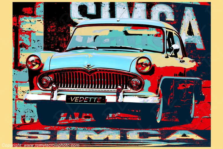 Simca Vedette Trianon 1955