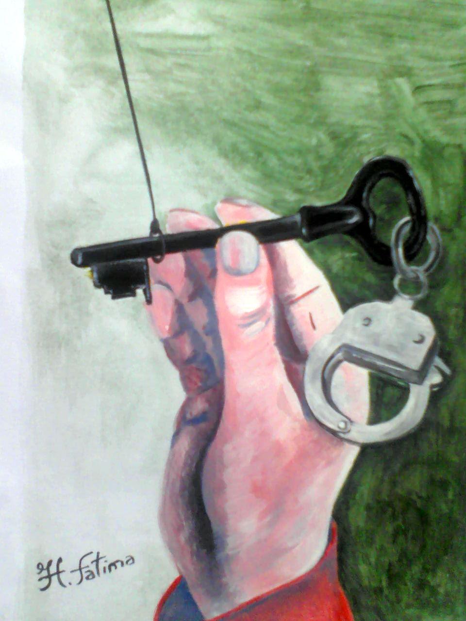 The black key of mystery