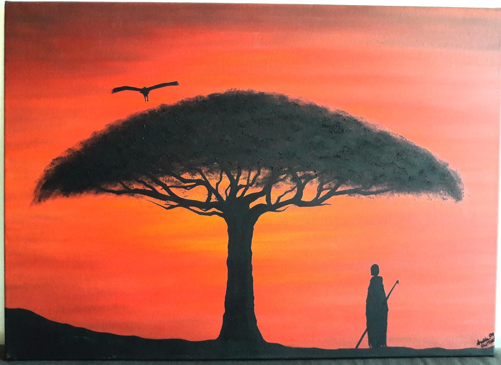 Rouge d'Afrique