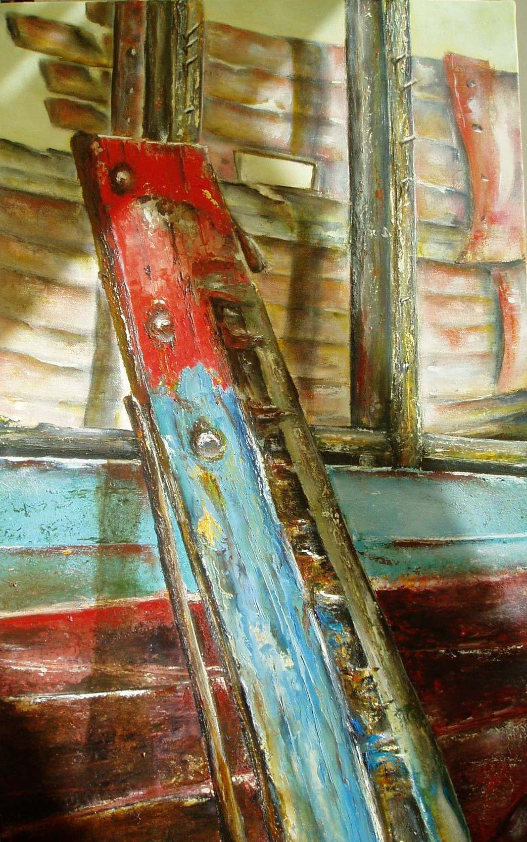 couleur de bateau